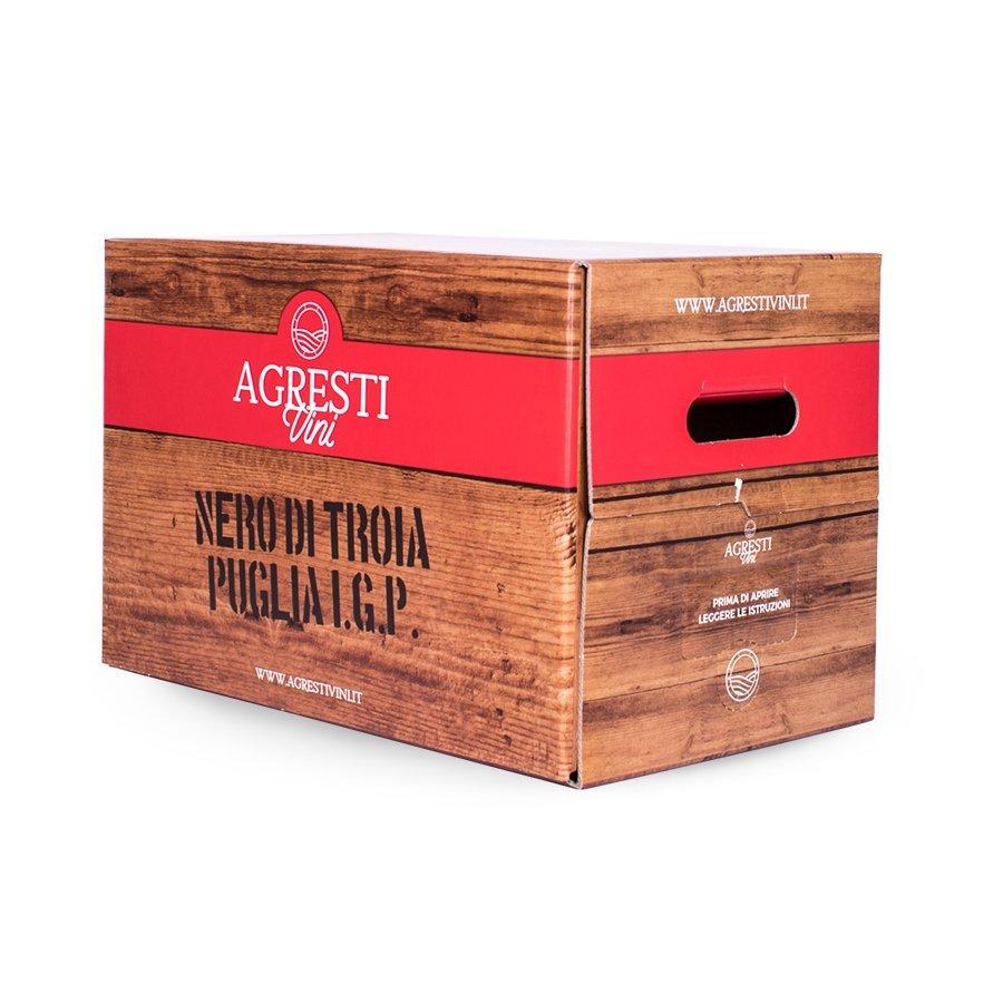 Vino Nero di Troia Puglia IGP 20 Litri 2
