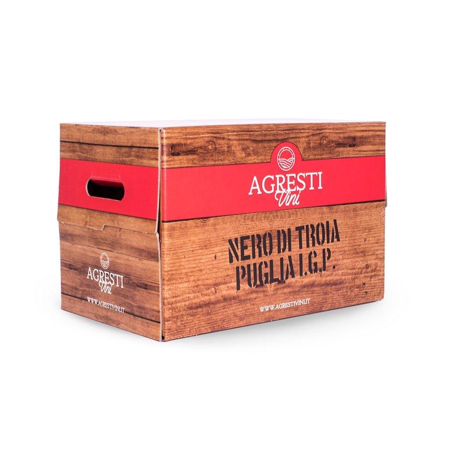Vino Nero di Troia Puglia IGP 20 Litri