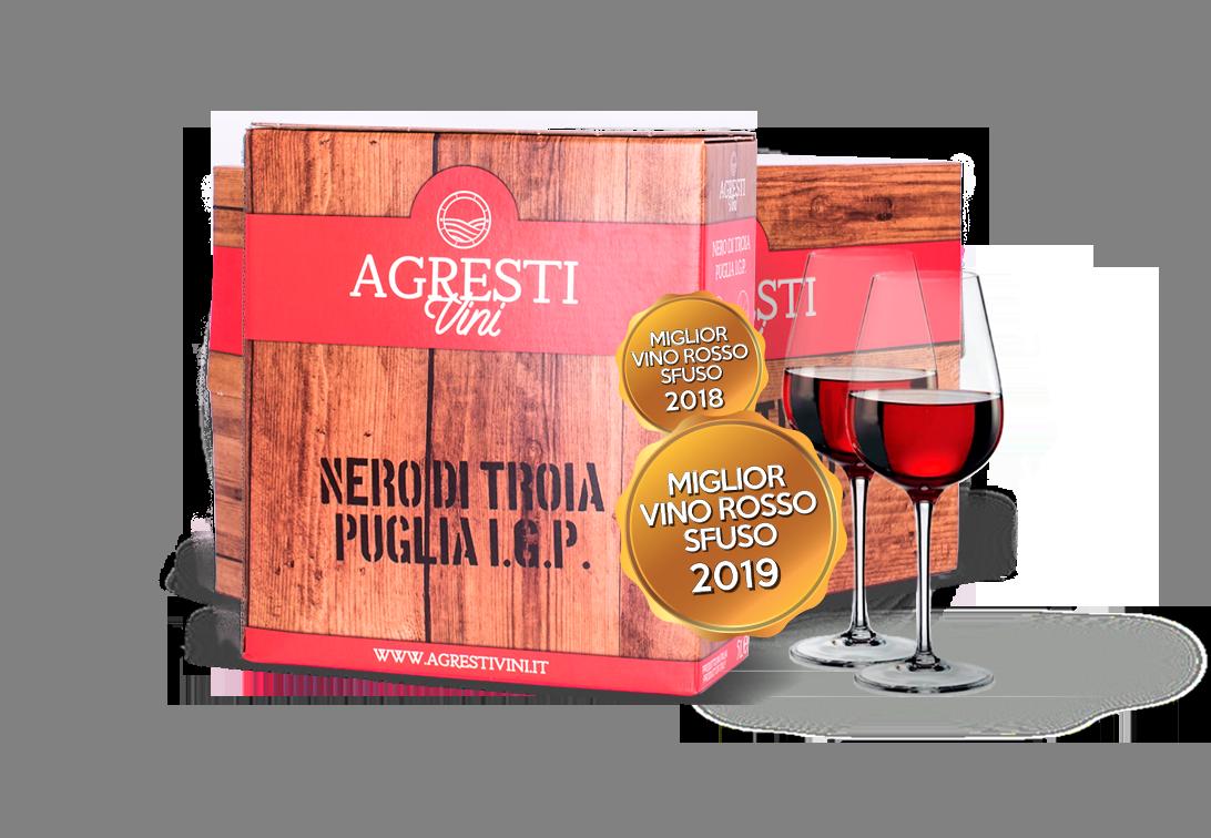 Bag in Box Agresti Vini Best Bulk Wine