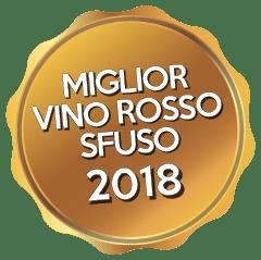 Miglior Vino Sfuso 2018